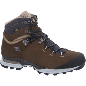 Hanwag Tatra Light GTX Schoenen Dames, brown/tan
